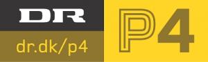 DR P4 Sjælland Logo