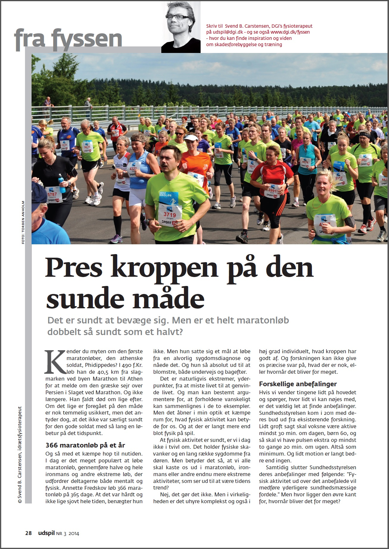 DGI Magasinet April 2014 - 1