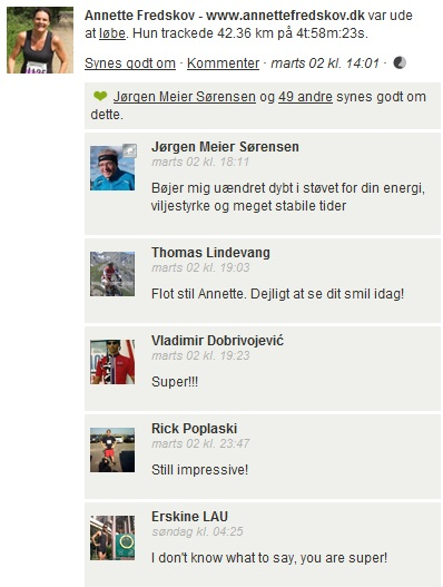 Endomondo 2013.03.02
