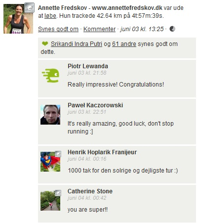 Endomondo 2013.06.03