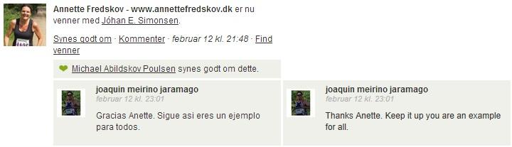 Endomondo comment 2013.02.12