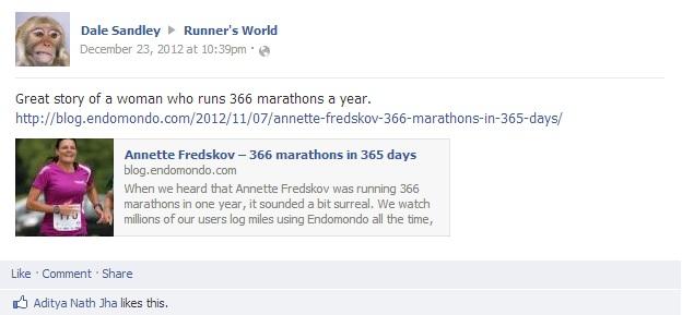 Facebook - Dale Sandley 2012.12.23