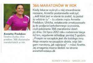 Runner's World Poland 2013 - marts
