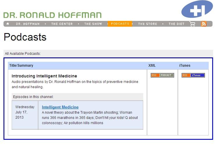 drhoffman.com 2013.07.17