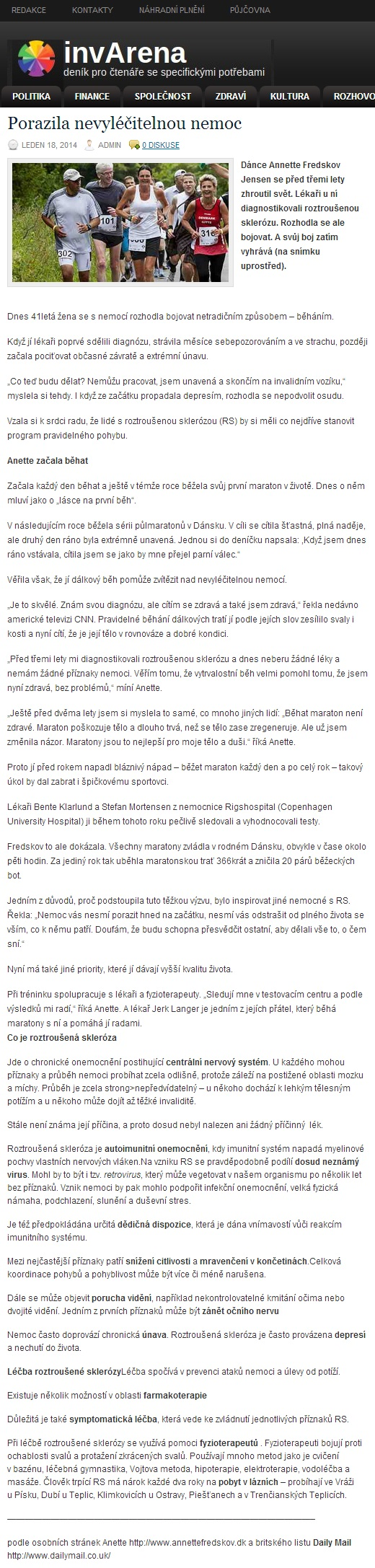 invarena.cz 2014.01.18 tjekkisk