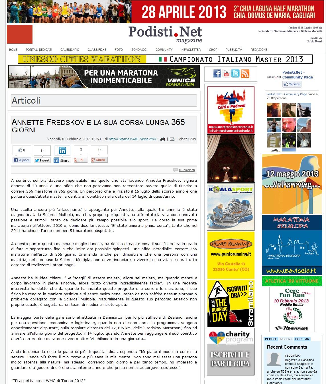 magazine.podisti.it 2013.02.01 italiensk