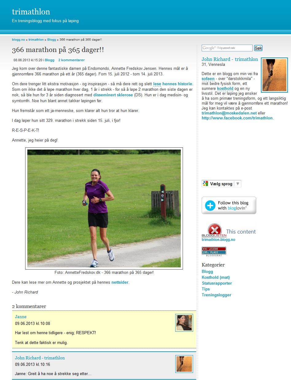 trimathlon.blogg.no 2013.06.08
