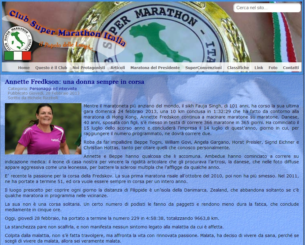 www.clubsupermarathon.it 2013.02.28 italiensk