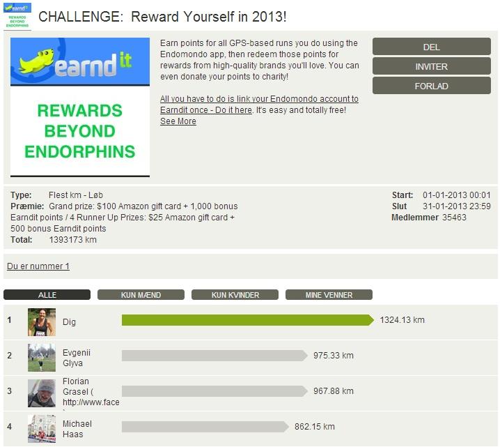 Challenge 2013.01.31 - Reward Yourself in 2013!