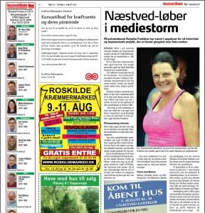 Næstved-Bladet Go Weekend 2013.08.03 - 2