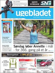 Ugebladet Næstved 2013.07.09 1