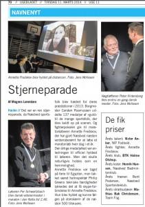 Ugebladet Næstved 2014.03.11