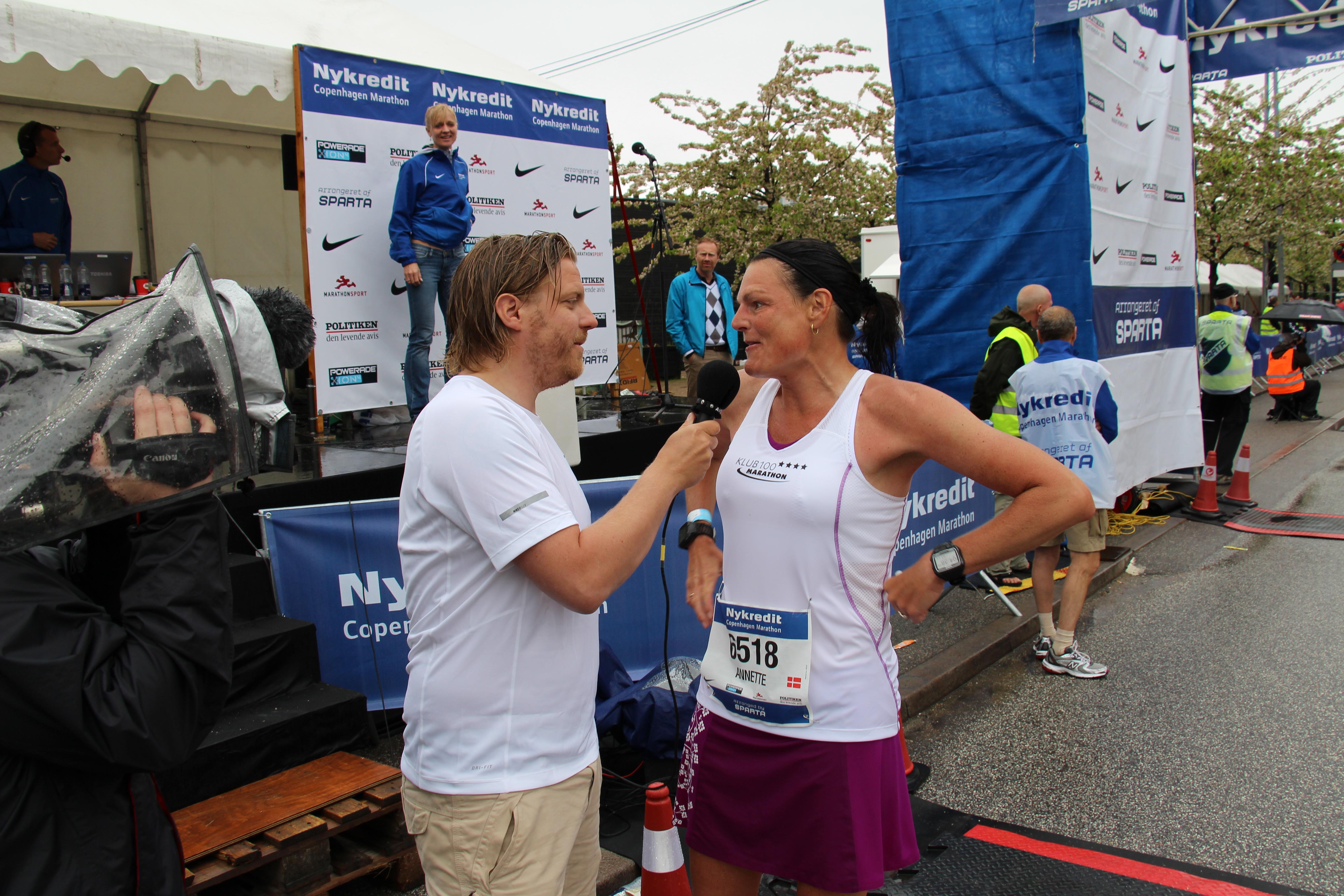 copenhagen marathon 2016 deltagerliste