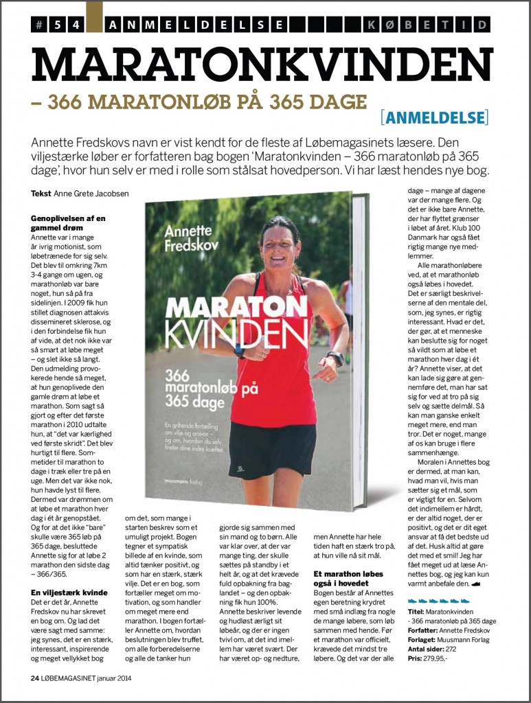 Løbemagasinet #54 2004.01