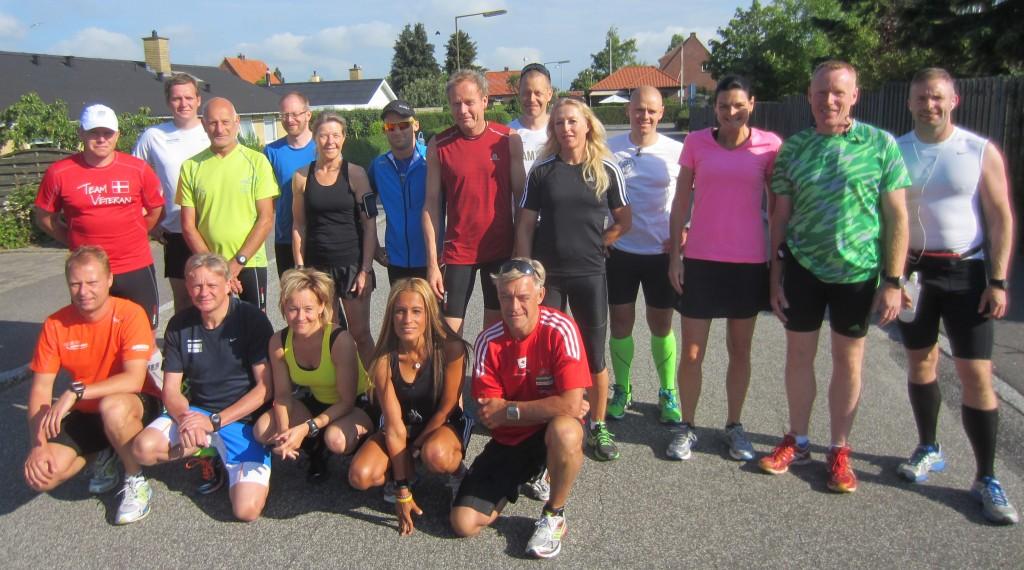 Fredskov marathon p sommerferie fredskov marathon for Annette hein