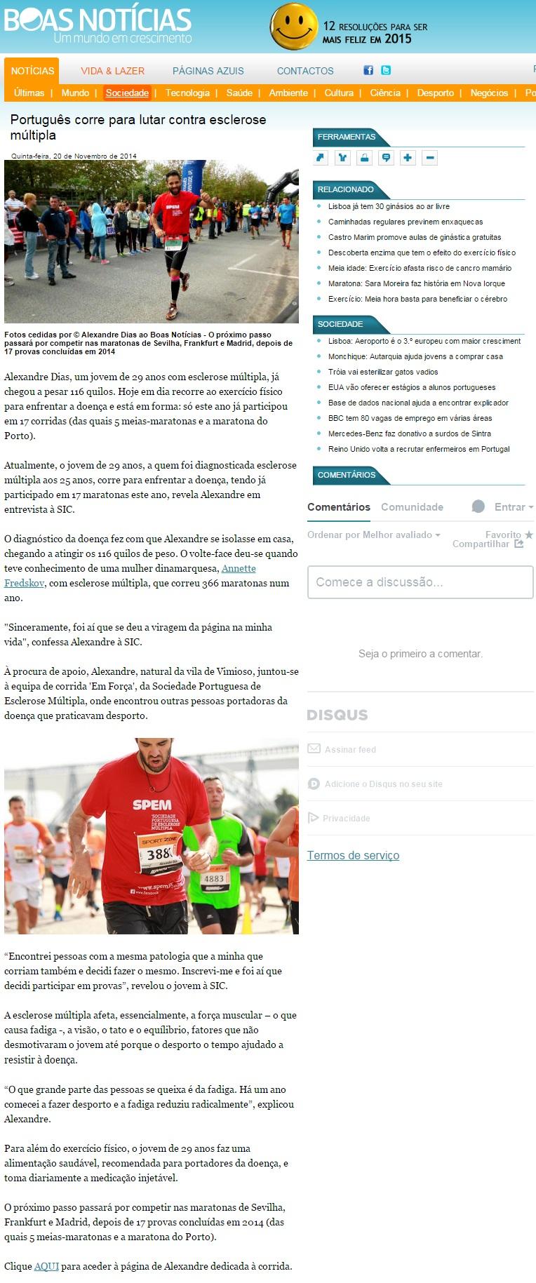 boasnoticias.pt 2014.11.20 portugese