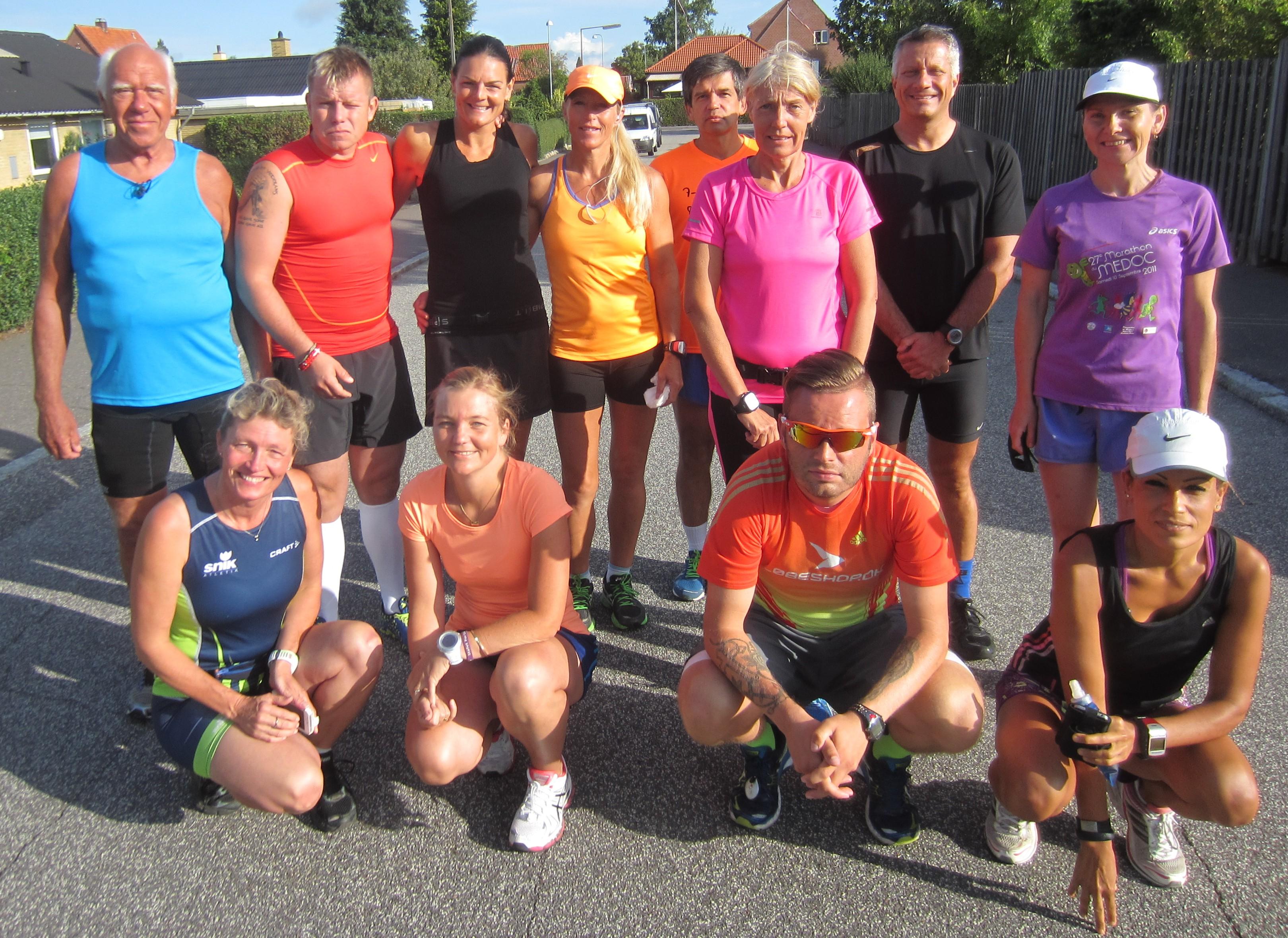 Tak for nu fredskov marathon for Annette hein