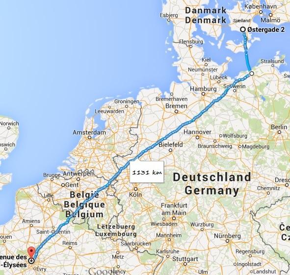 Ruteoversigt-1131-km