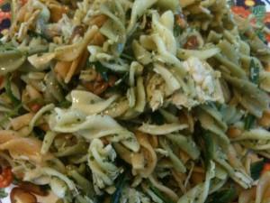 Skøn pastasalat til energi og restitution