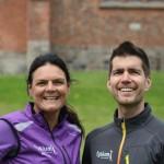 Annette Fredskov og Jacob Nordholt Hansen fra Fysium