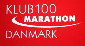 klub 100 marathon.logo