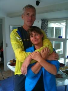 Tak til Jerk og Karen for en dejlig dag