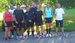 Klar til ugens andet Ø-Marathon i Amager Strandpark