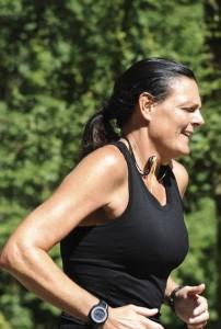 Jeg elsker at løbe marathon :-) Foto: Bent Ole Karlsson