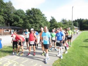 Solsikke Cannonball Marathon i Morud - Klar til start kl. 16.00 i solskinsvejr