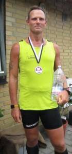 Citat Peter Møllebro: Når jeg alligevel skal til Næstved, kan jeg ligeså godt løbe et marathon