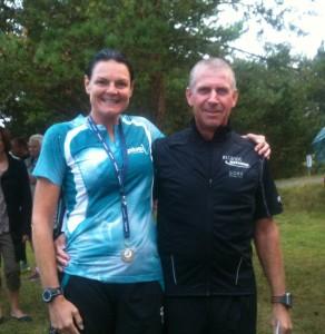 Stort tillykke til Steen Jørgensen med marathon nr. 100