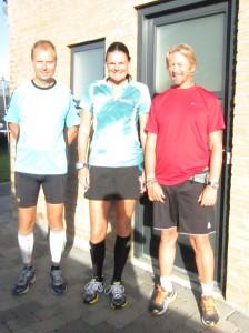Nicholas Felten, Annette Fredskov, Tony Gren klar til Fredskov Marathon nr. 53