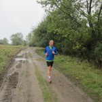 Tony Gren løber fem marathon i Danmark i denne uge. I dag var nummer 3