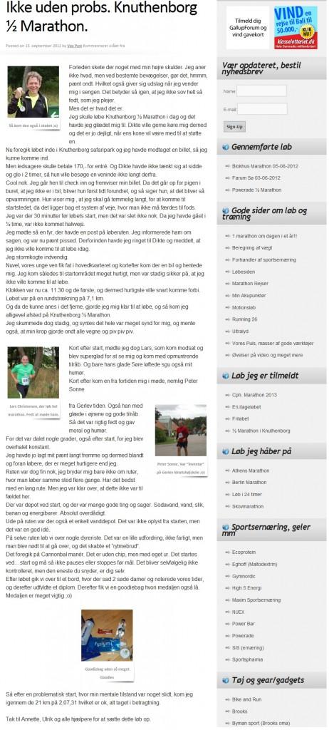 vanpost.dk  (Knuthenborg Marathon)