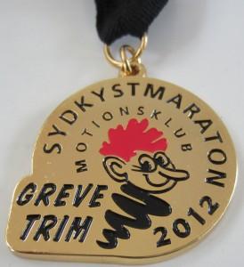 Dagens flotte medalje