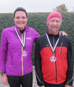 Tony Gren løb endnu engang tre marathon i træk