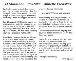 Motionsklubben Amager 2013.02
