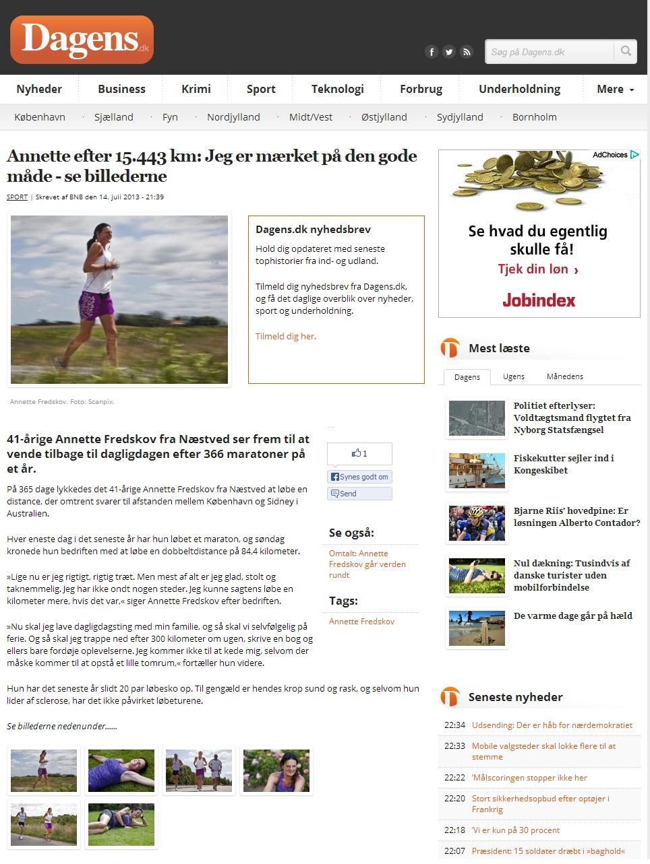 dagens.dk 2013.07.14