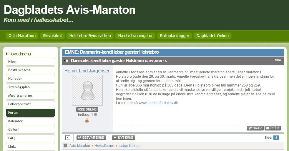 www.avis-maraton.net 2013.03.14