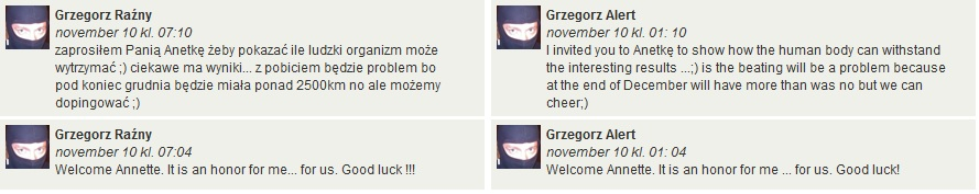 Challenge 2012.12.31 - Biegańsko i inne... - Comments