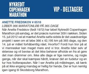 Cph Marathon 2013 - VIP