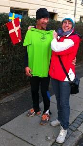 Så er Tony med i Susannes Klubb 100 Marathon Sverige. Stort tillykke :-)