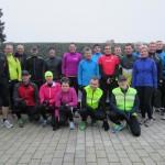 21 løbere til start