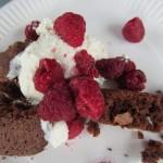 Susannes lækre chokoladekage