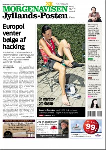 Jyllandsposten 2013.07.14 1