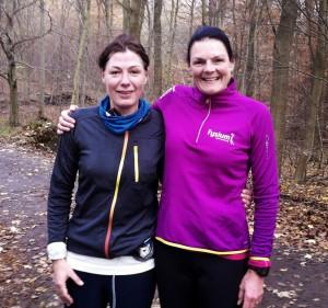 Christina Hauschildt og Annette Fredskov. Tak for en super hyggelig tur :-)