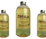 Mit løbetøj vasker jeg i Zebla Sportsvask, som fjerner alle lugte. Tøjet lugter altid frisk, også selvom jeg har svedt i det mange gange.