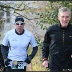 Rene Hjorth Olsen og Jerk W. Langer - mine gode løbevenner