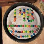 Tak til Flemming som havde kage med. Løb nr 148