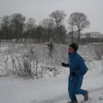 Malene Ravn løb sit marathon nr. 60 i dag